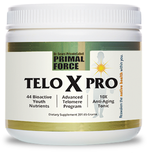 Telo X Pro About Telomeres, indeed.